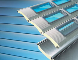 High Speed Insulated Roller Shutters